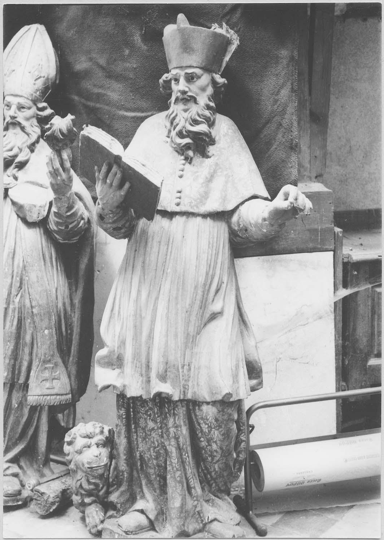statue : saint Jérôme