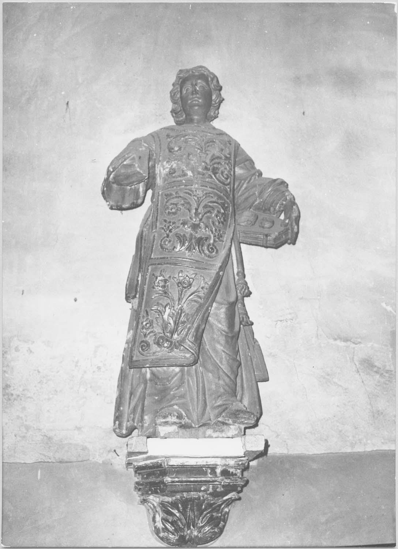 statue : saint Etienne