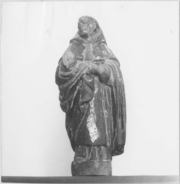 statuette : saint Thomas d'Aquin