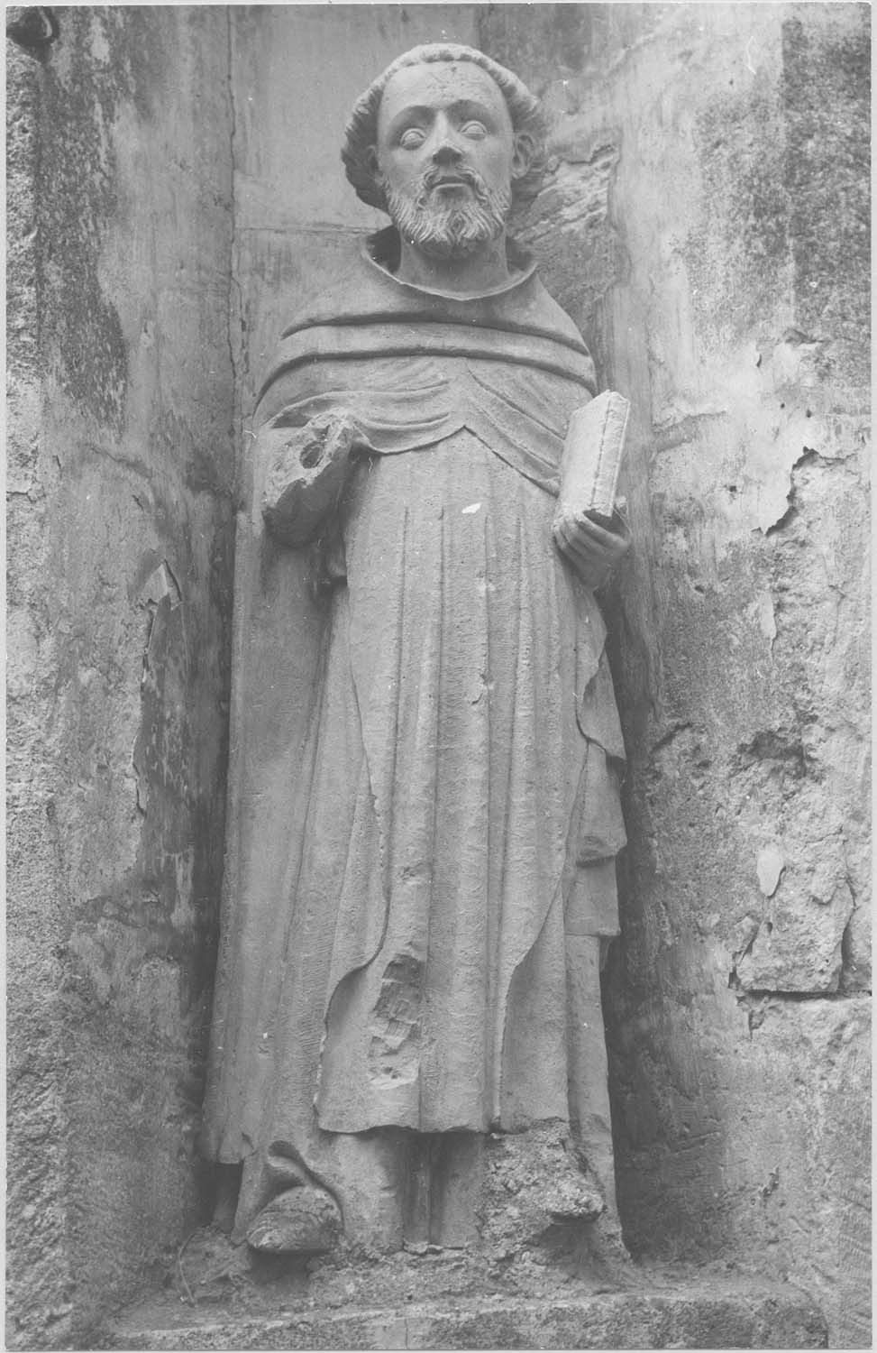 statue : Saint Dominique