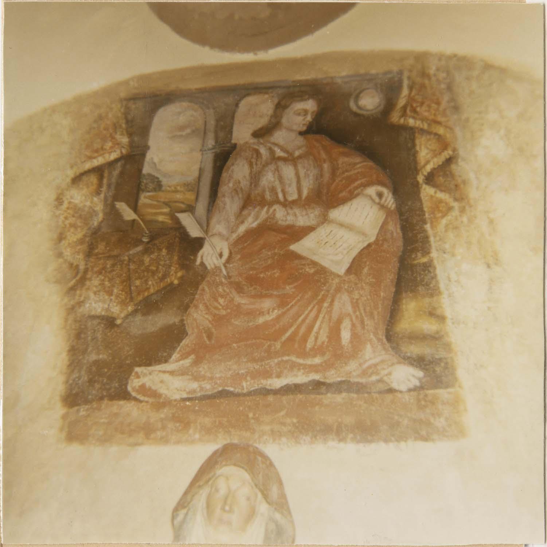 peinture monumentale : saint Luc