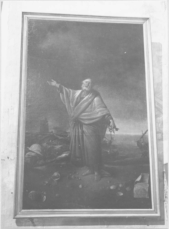 tableau ex-voto : Saint Pierre
