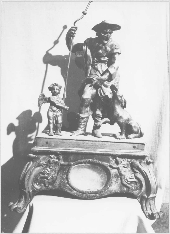 reliquaire de saint Roch