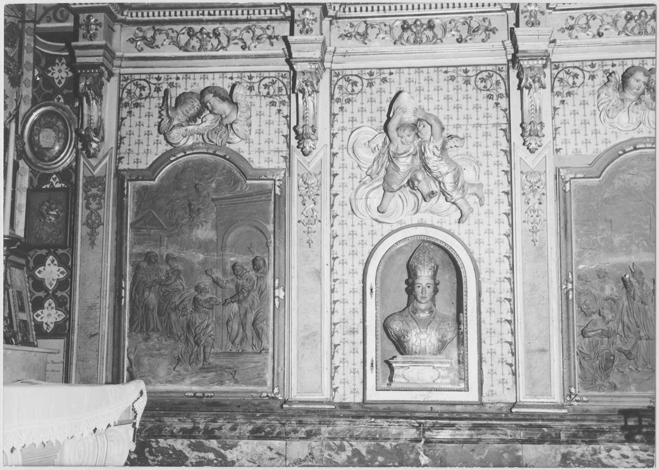 buste-reliquaire de saint Loup