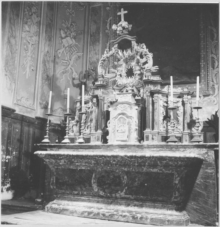 maître-autel, tabernacle