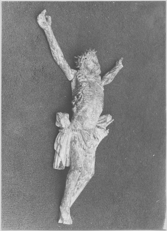 statue (statuette) : Christ