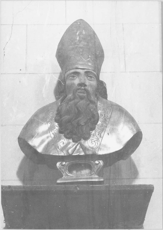 buste-reliquaire de saint Crescent