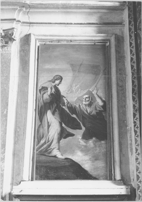 tableau : Vocation de saint Pierre (la)