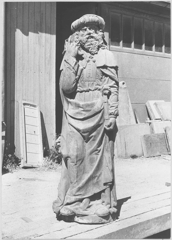 Statue : prophète