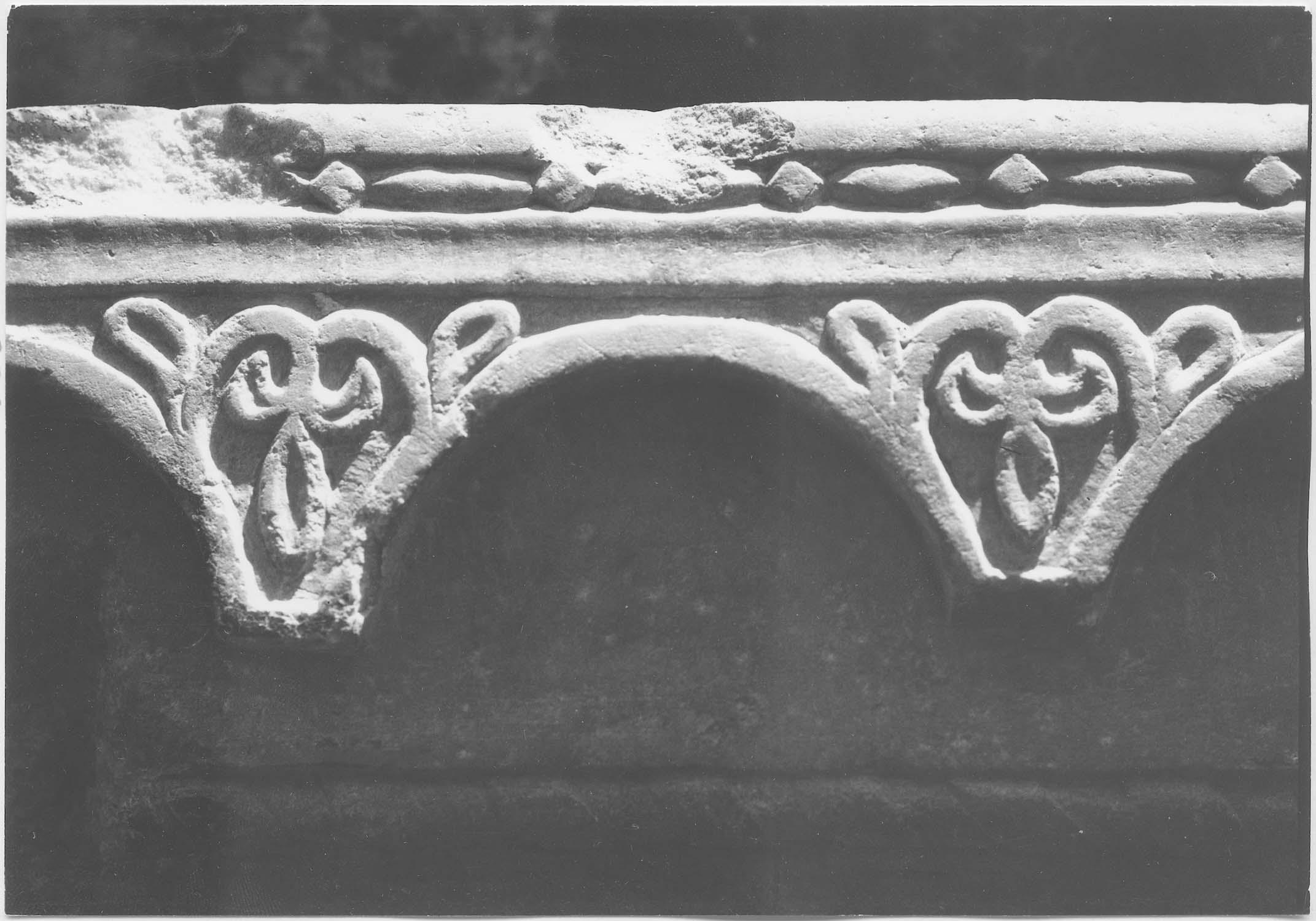 table d'autel (fragment)