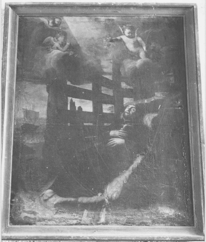 Tableau : La Mort de saint François-Xavier