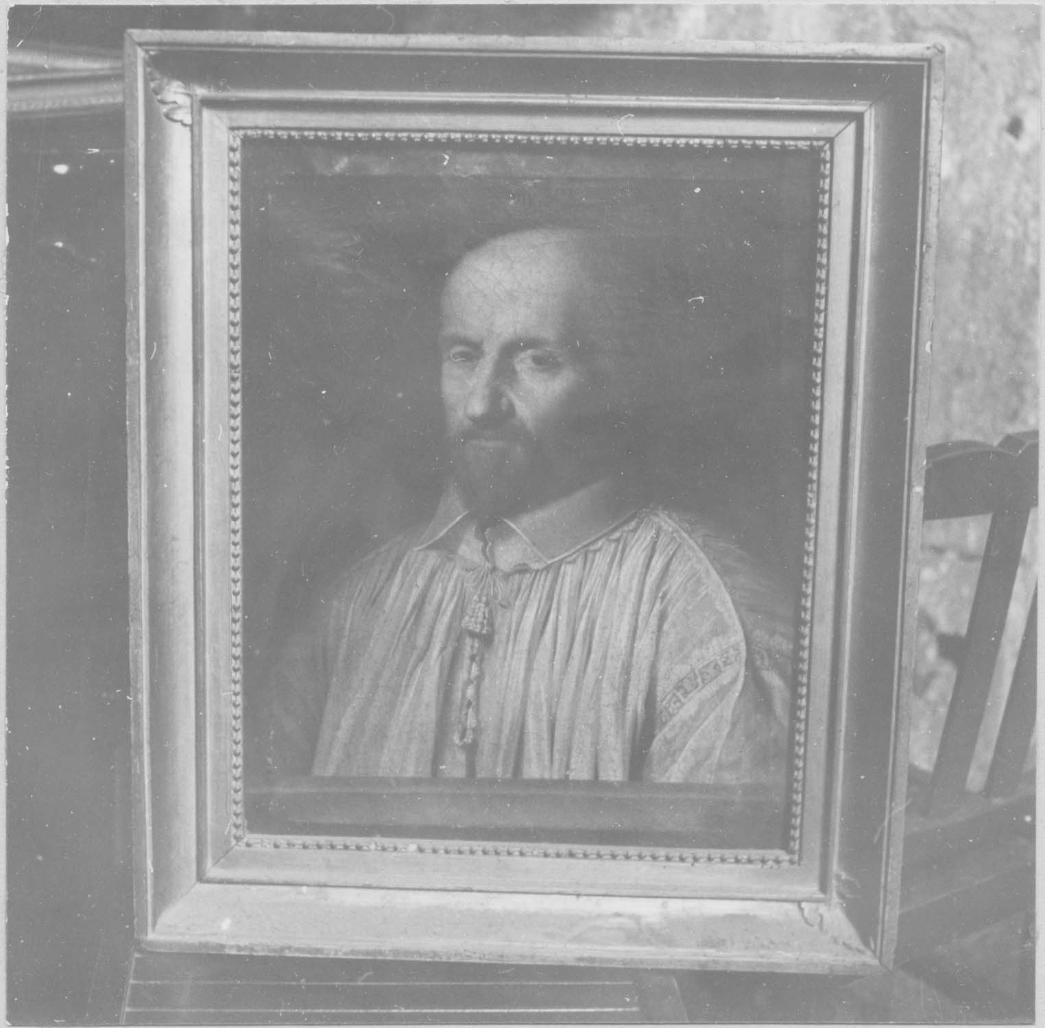 tableau : L'Abbé de Saint-Cyran