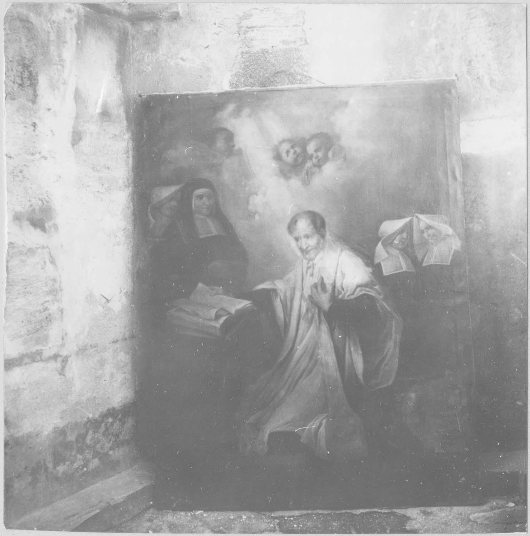 Tableau : Saint Vincent de Paul