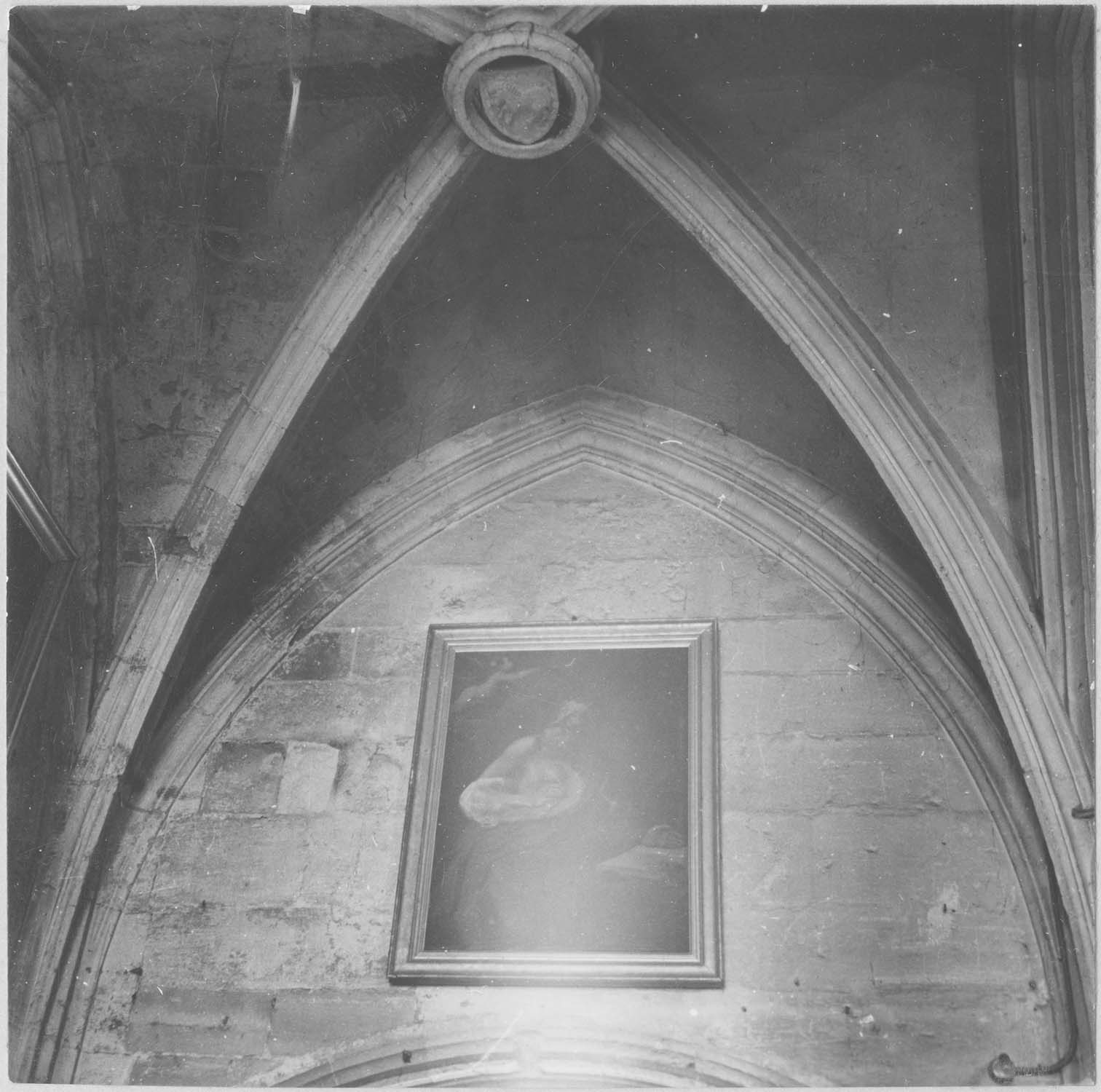tableau : saint Mathieu