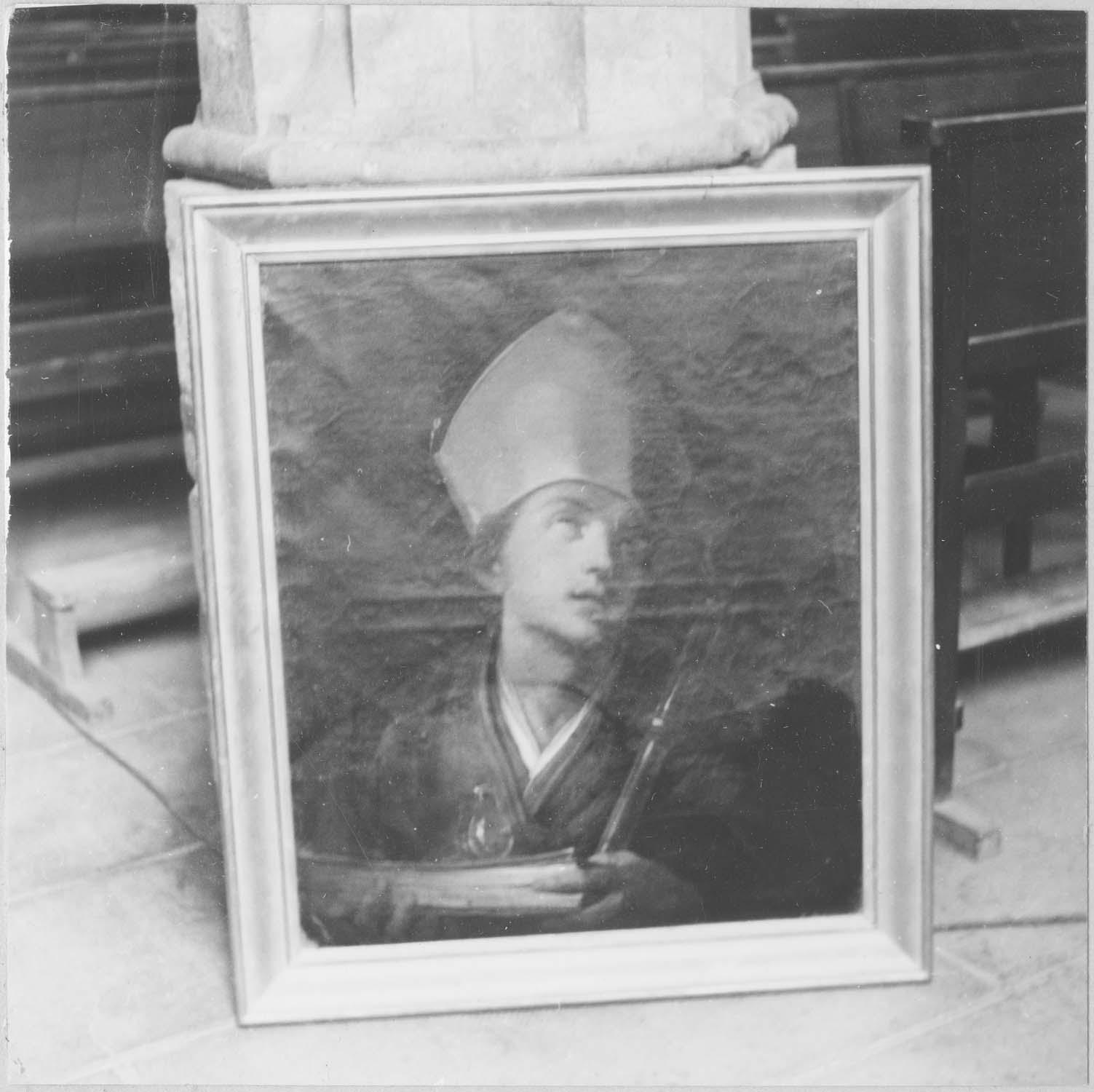tableau : saint Janvier