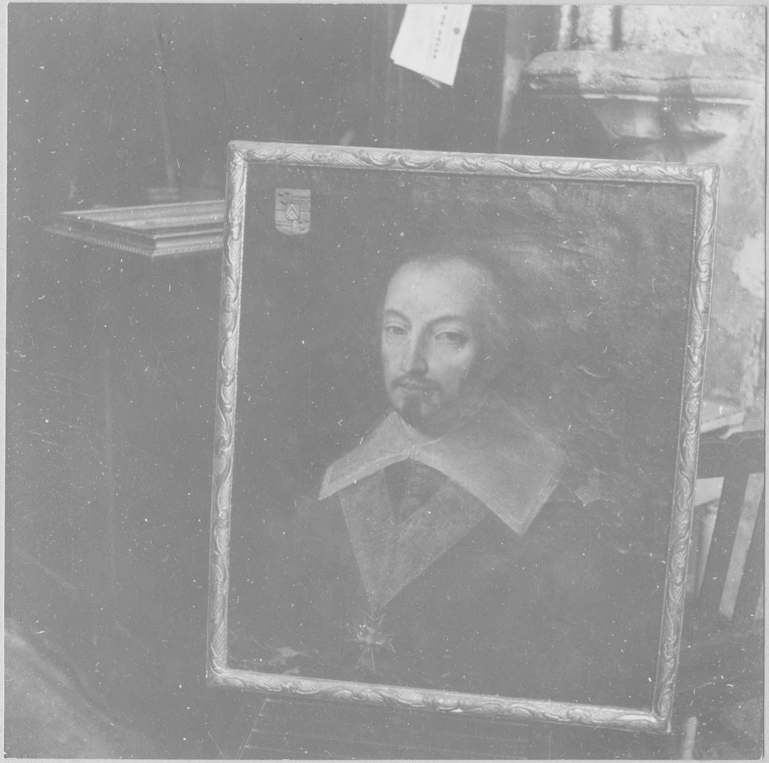 tableau : Monseigneur Claude de Rebé