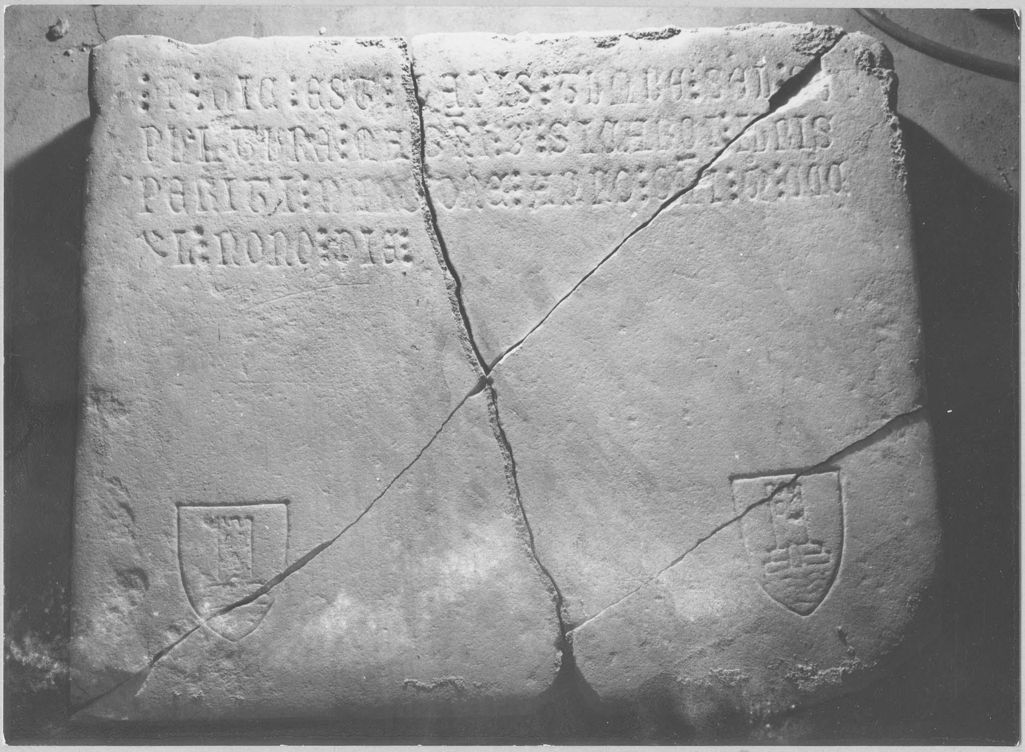 plaque funéraire de B. Sicard