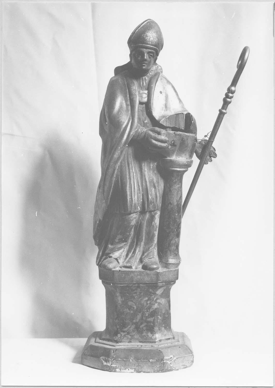 statuette : Saint Paul (Serge), évêque de Narbonne