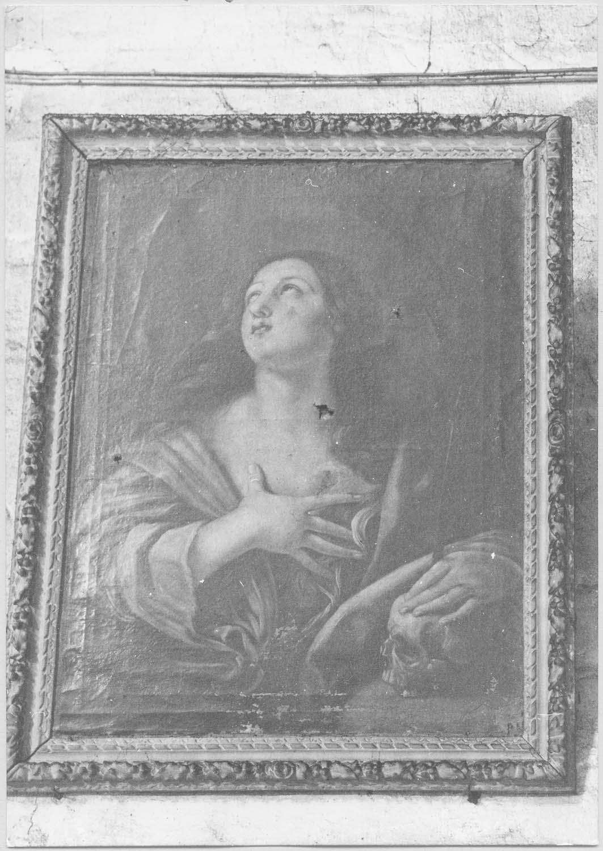 Tableau : Marie Madeleine pénitente, cadre