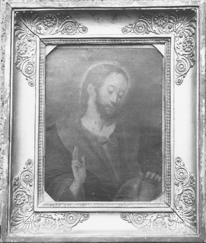 peinture : Le Christ Sauveur du Monde