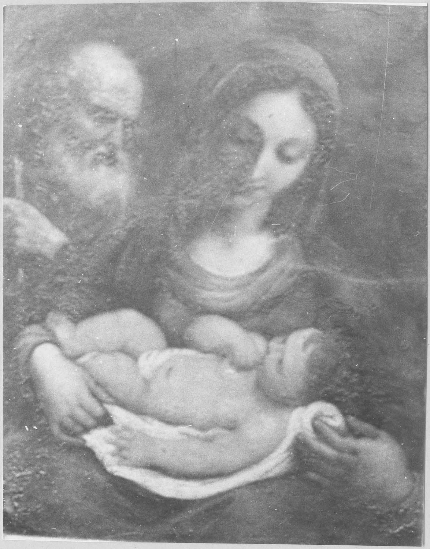 Peinture : La Sainte Famille