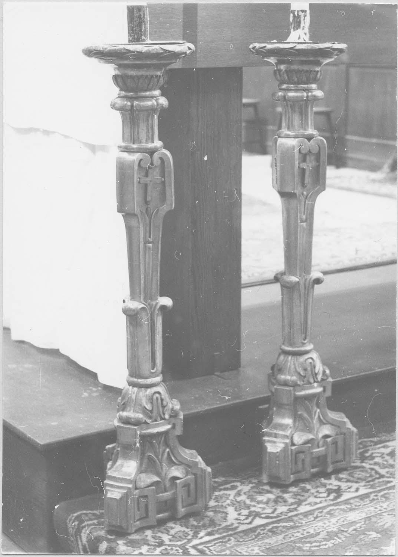 Chandeliers d'autel