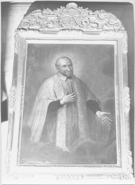 tableau : Saint Vincent de Paul, cadre