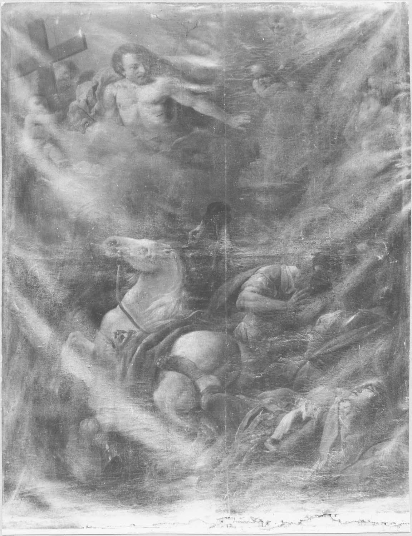 tableau : La Conversion de saint Paul