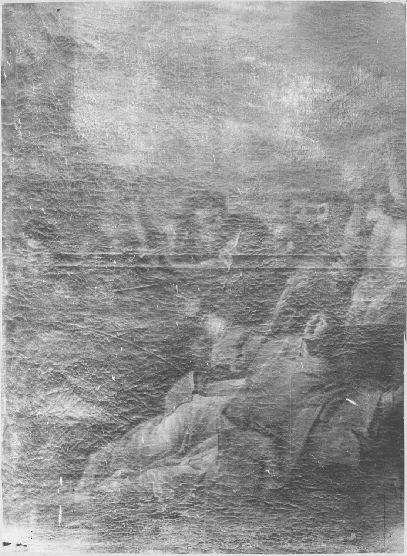 tableau : La Lapidation de saint Etienne