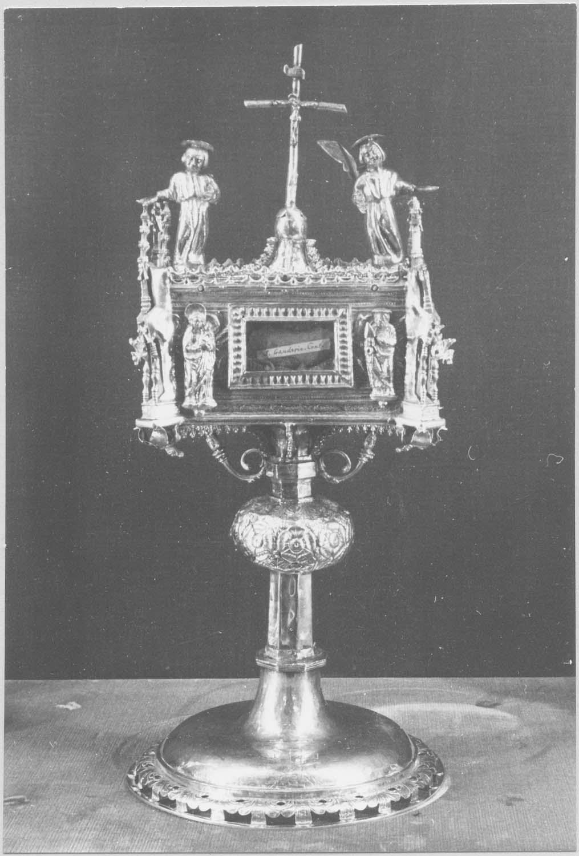 reliquaire de saint Gaudéric