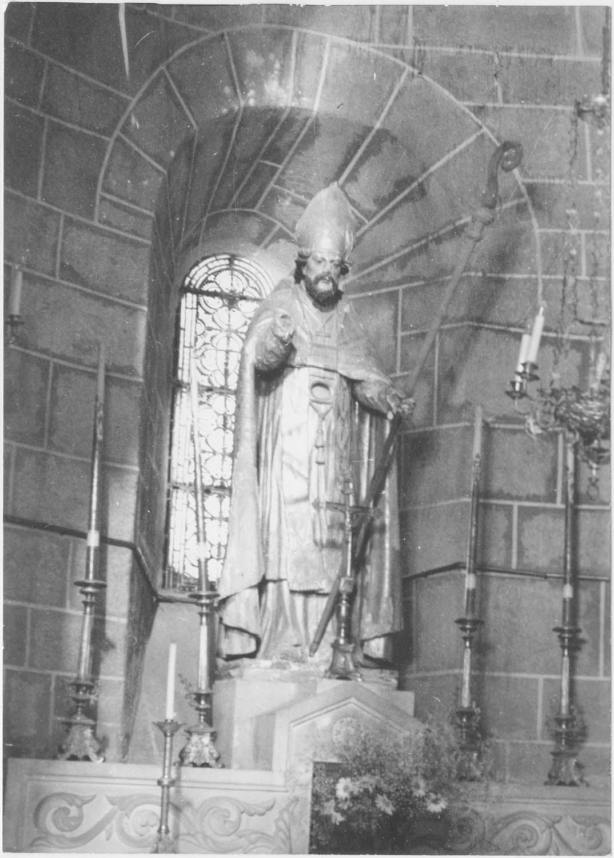statue : Saint Hilaire