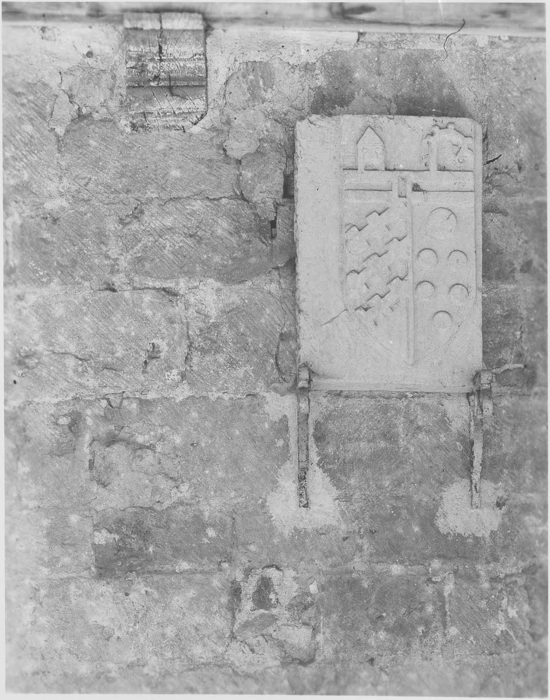 armoiries de l'évêque Jean de Salviatis
