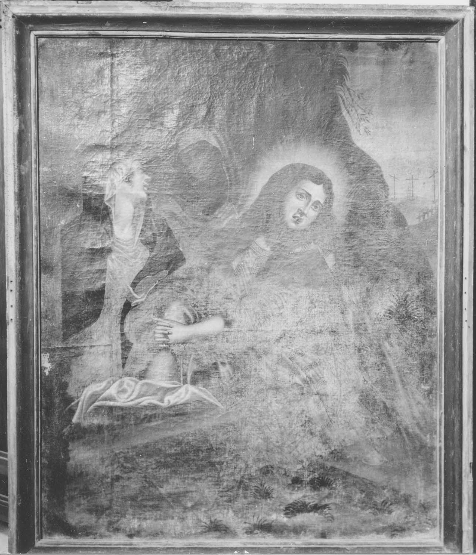 tableau : Les trois Maries au tombeau