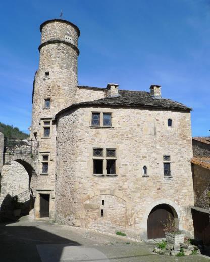 «Maison du Bailli» dite «manoir de Toulouse-Lautrec»
