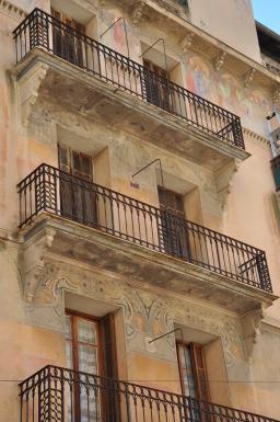Villa Juturne – Vue d'ensemble