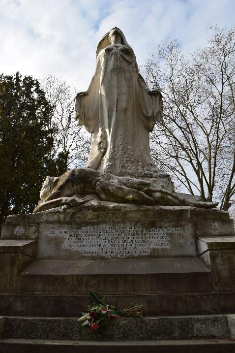 Monument aux morts italiens