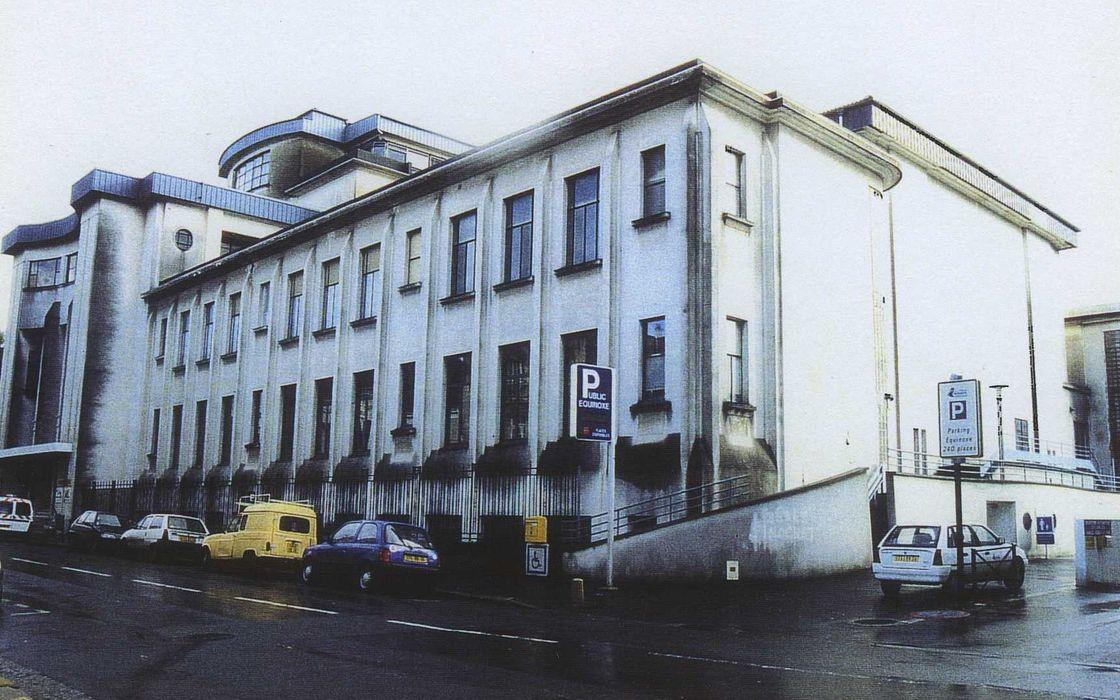Centre social (maison du Peuple)