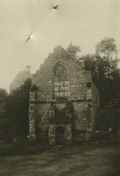 Chapelle Saint-Nicolas, vue générale