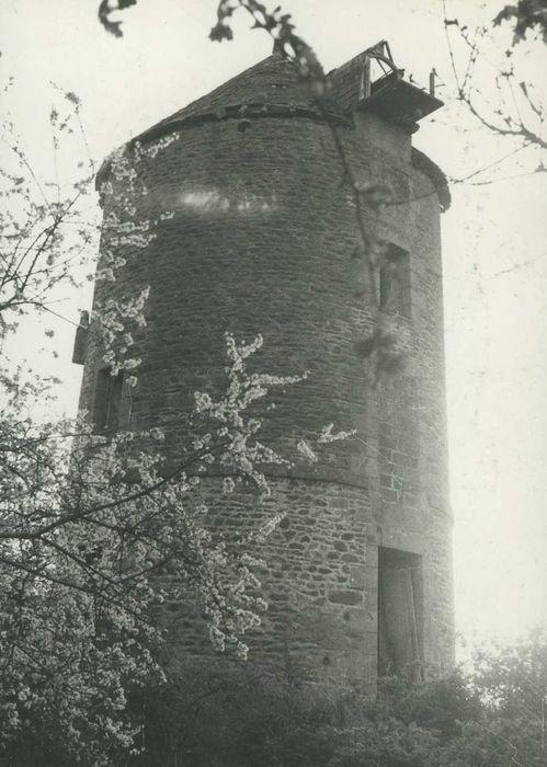 Moulin à vent de Saint-Lazare: vue générale