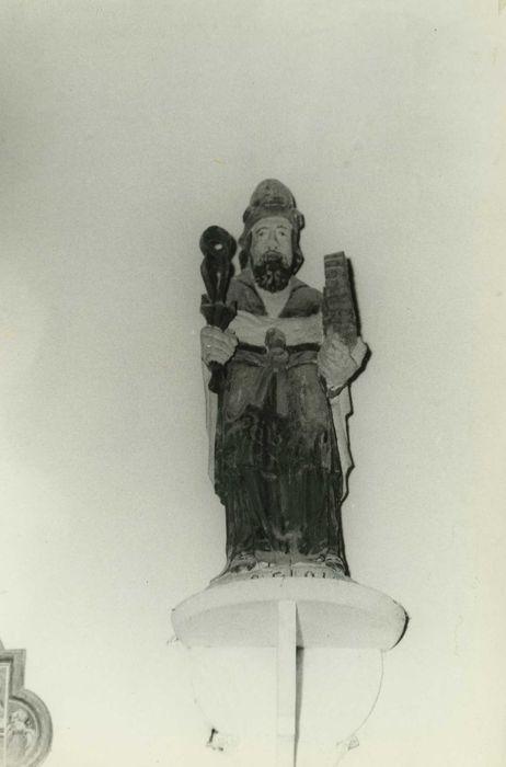 Statue : Saint Nicodème dit Saint Eloi