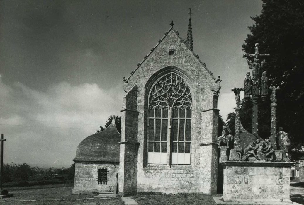 Eglise Notre-Dame de l'Assomption: Chevet, vue générale