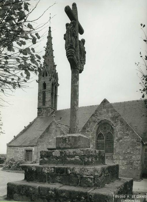 Eglise Notre-Dame-de-Lorette: Calvaire, vue générale