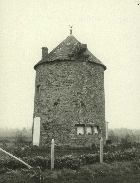 Moulin à vent numéro 2, dit de la Colinassière: Vue générale