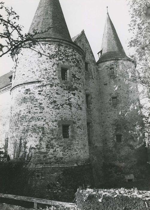 Manoir de Boisorcant
