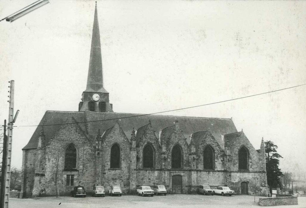 Eglise Saint-Crépin ou Saint-Crépinien