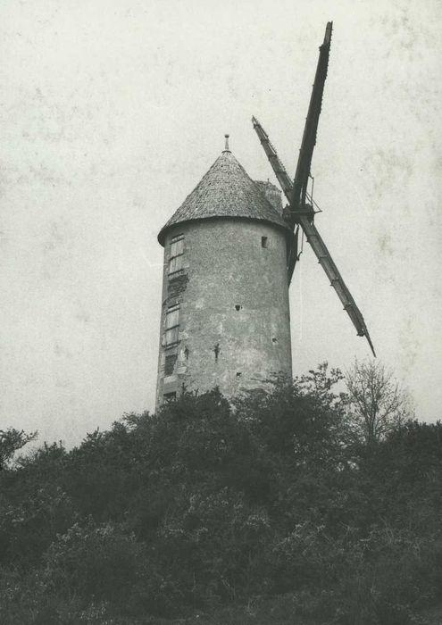 Moulin des Buttes Saint-Julien: Vue générale