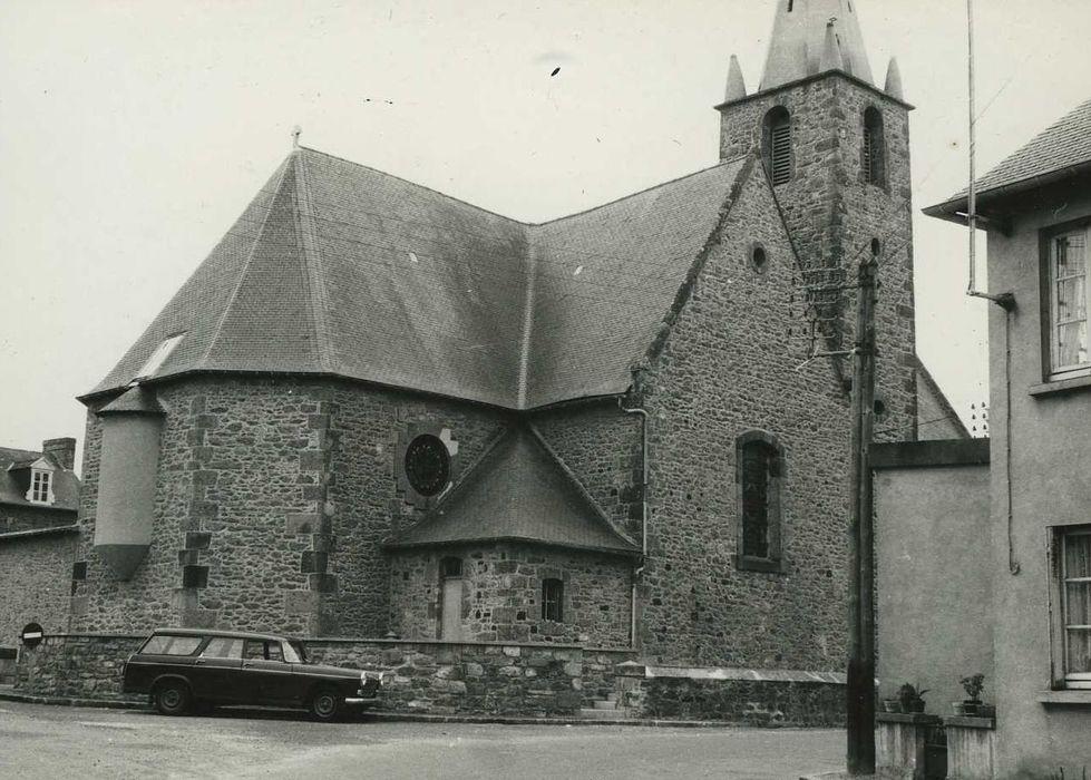 Eglise Saint-Ideuc