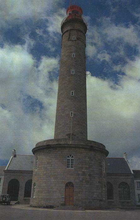 Grand phare de Belle-Ile, dit également phare de Goulphar