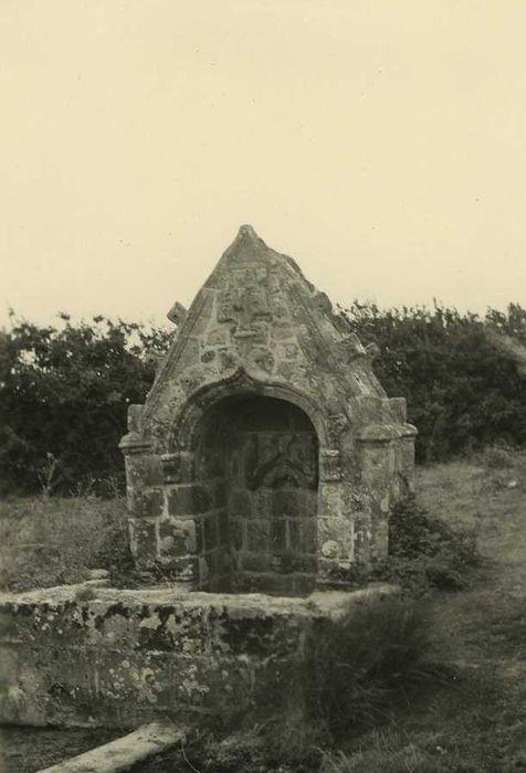 Fontaine Saint-Colomban: Vue partielle