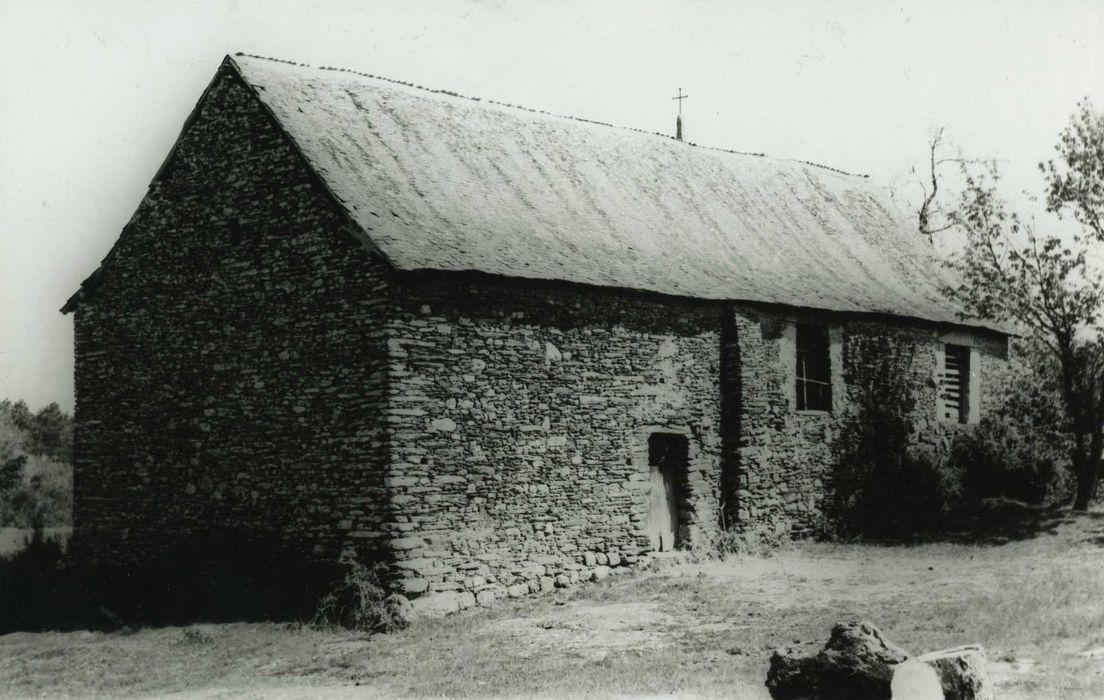 Chapelle Saint-Etienne: Ensemble sud-ouest, vue générale
